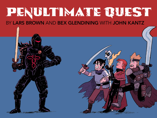 Penultimate Quest Cover Image