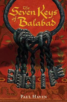 The Seven Keys of Balabad Cover