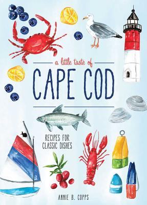 A Little Taste of Cape Cod Cover Image