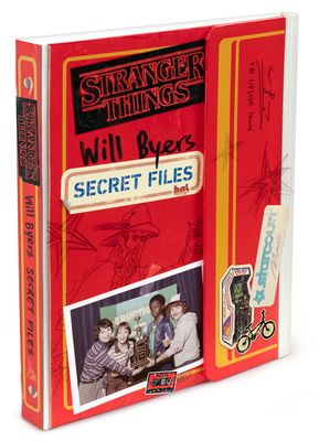 Will Byers: Secret Files (Stranger Things) Cover Image