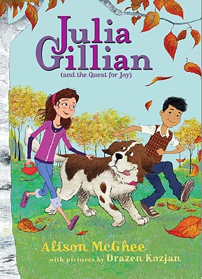 Julia Gillian (and the Quest for Joy) Cover