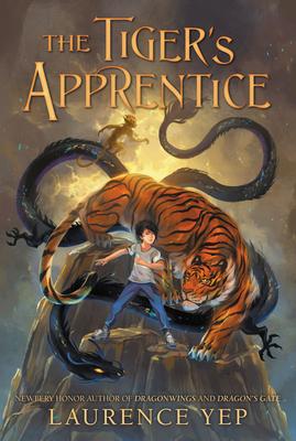The Tiger's Apprentice (Tiger's Apprentice #1) Cover Image