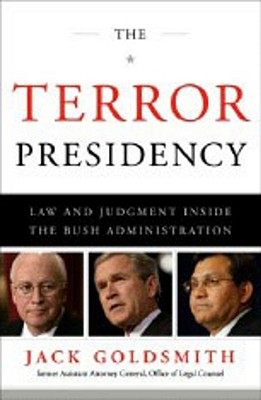 The Terror Presidency Cover