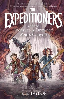 The Expeditioners and the Treasure of Drowned Man's Canyon Cover Image