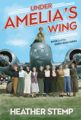 Cover for Under Amelia's Wing
