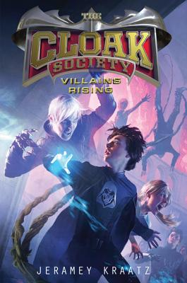 Villains Rising Cover
