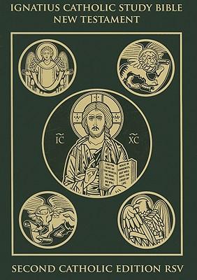 Ignatius Catholic Study New Testament-RSV Cover