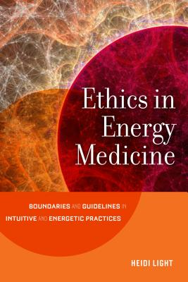 Cover for Ethics in Energy Medicine