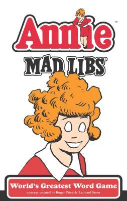 Annie Mad Libs Cover