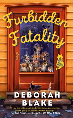 Furbidden Fatality (A Catskills Pet Rescue Mystery #1) Cover Image