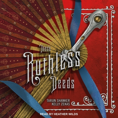 These Ruthless Deeds (These Vicious Masks #2) Cover Image