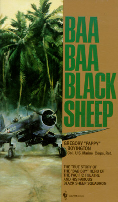 Baa, Baa Black Sheep Cover