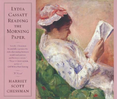 Lydia Cassatt Reading the Morning Paper Cover