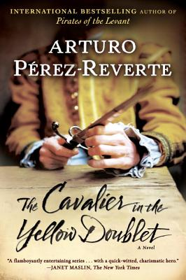 The Cavalier in the Yellow Doublet Cover