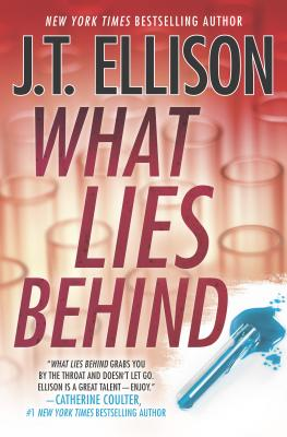 What Lies Behind Cover Image