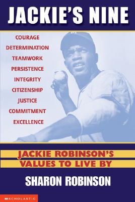 Jackie's Nine: Jackie Robinson's Values to Live by Cover Image