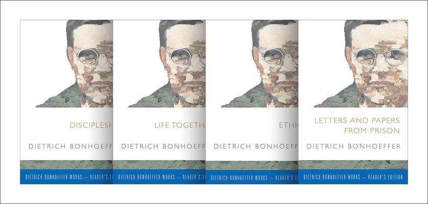 Dietrich Bonhoeffer Worksreader's Edition Set Cover Image