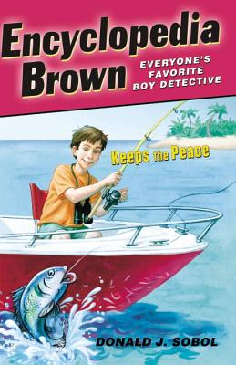 Encyclopedia Brown Keeps the Peace Cover Image