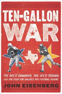 Ten-Gallon War Cover