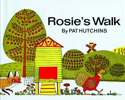 Rosie's Walk Cover
