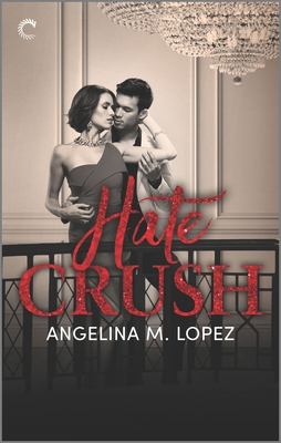 Hate Crush (Filthy Rich #2) Cover Image