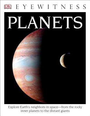 DK Eyewitness Books: Planets Cover Image
