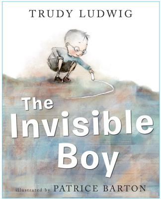 The Invisible Boy Cover Image