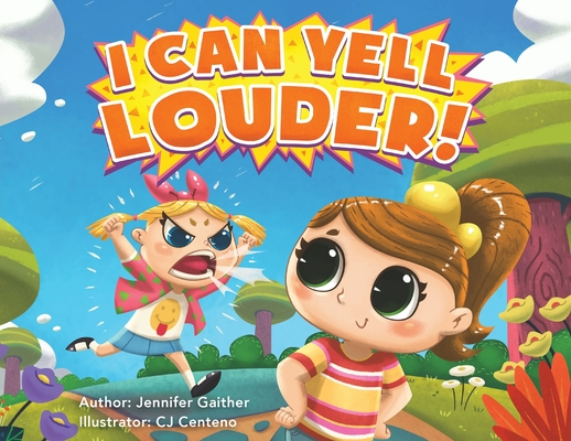 I Can Yell Louder Cover Image
