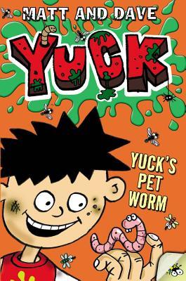 Yuck's Pet Worm Cover
