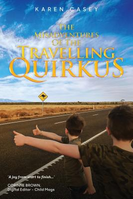 The Misadventures of the Travelling Quirkus Cover Image
