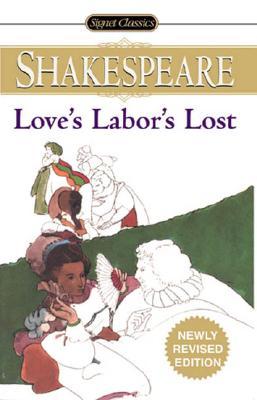 Love's Labor's Lost Cover Image