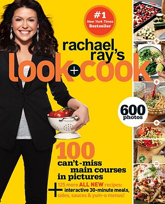 Rachael Ray's Look + Cook Cover