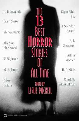 The 13 Best Horror Stories of All Time Cover