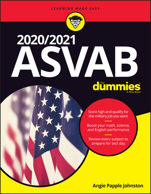 2020 / 2021 ASVAB for Dummies Cover Image