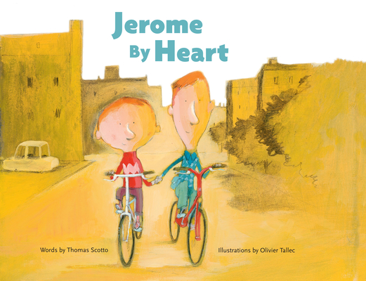 Jerome by Heart Cover Image