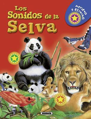 Los sonidos de la selva (Los Sonidos de la...) Cover Image