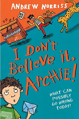 I Don't Believe It, Archie! Cover