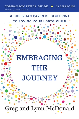 Embracing the Journey: Companion Study Guide Cover Image