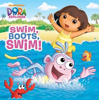 Swim, Boots, Swim! Cover