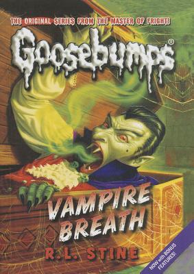 Vampire Breath (Goosebumps Classics (Reissues/Quality) #21) Cover Image