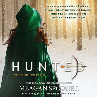Hunted Lib/E cover
