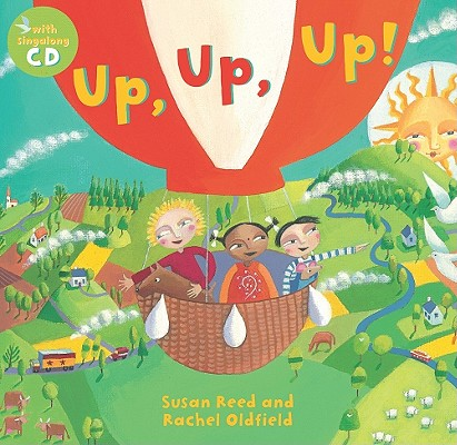 Up, Up, Up! [with CD (Audio)] [With CD (Audio)] (Singalongs) Cover Image