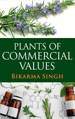 Plants of Commercial Values Cover Image