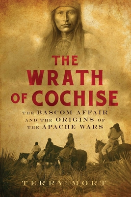 Cover for The Wrath of Cochise