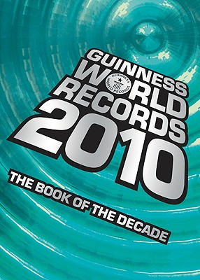 Guinness World Records 2010 Cover Image