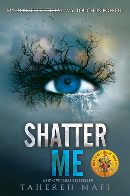Shatter Me Cover Image