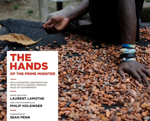 The Hands of the Prime Minister Cover Image