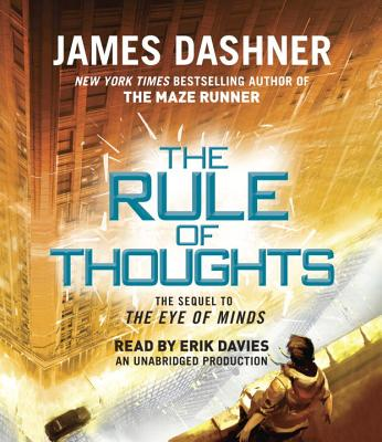 The Rule of Thoughts (Mortality Doctrine, Book Two) (The Mortality Doctrine #2) Cover Image