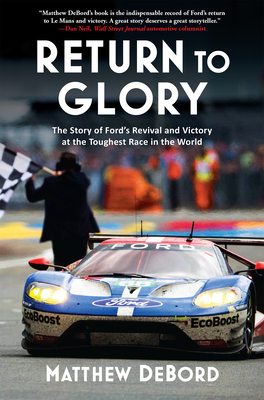 Cover for Return to Glory