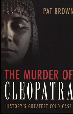The Murder of Cleopatra Cover